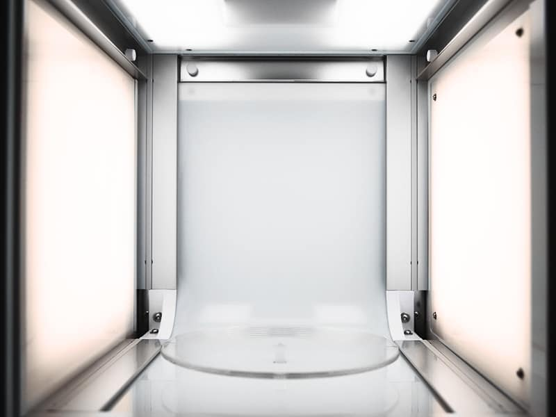 Packshot Macro DL photo studio lighting system