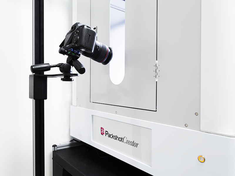 PackshotCreator R3 Mark II 360 estudio foto automatizado