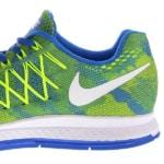 Foto de cerca de un par de zapatos Nike