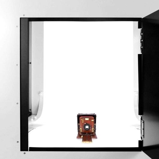 estudios fotográficos automatizados dedicados a la industria de las antigüedades