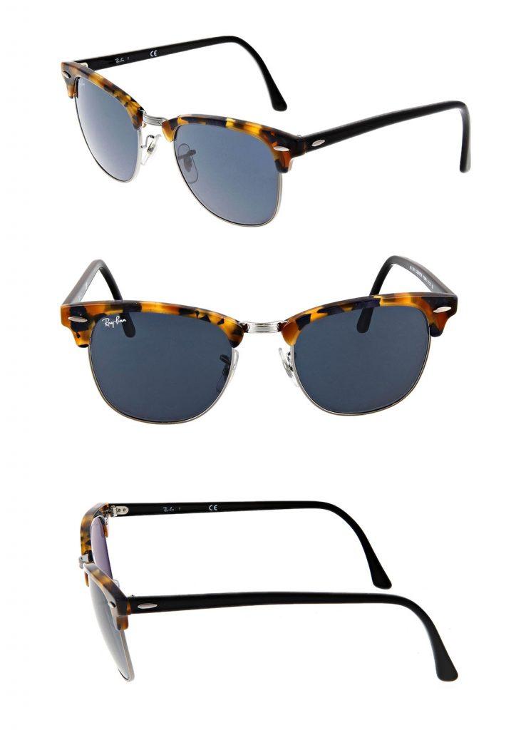 fotografía multiángulo de gafas para una tienda online