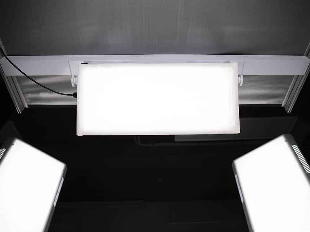 estudio foto 360° Packshot automatizado sistema de luz