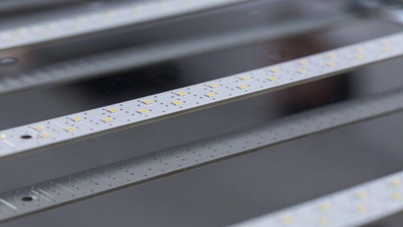 led lighting system studio for a better result