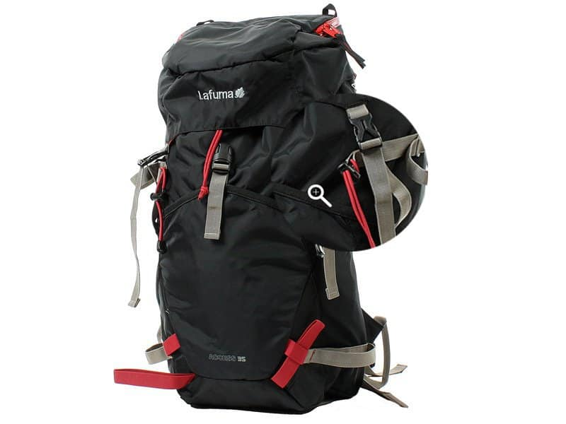 foto mochila deporte con estudio foto PackshotCreator