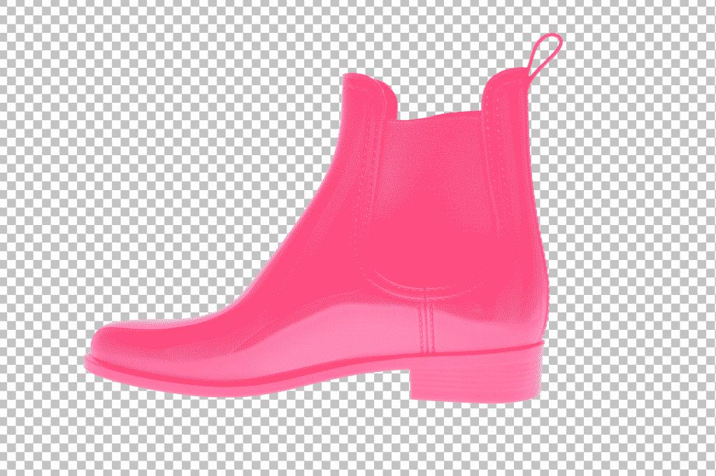 zapato con Auto PNG transparente