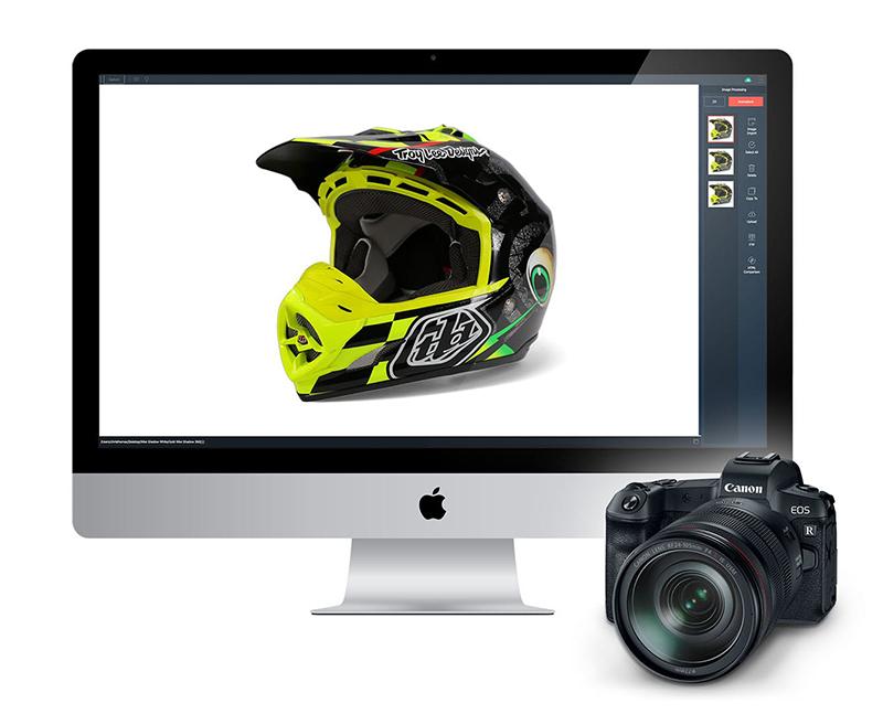 Software fotografía productos compatibilidad