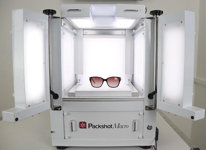 fotografia de gafas tutorial en estudio foto packshot