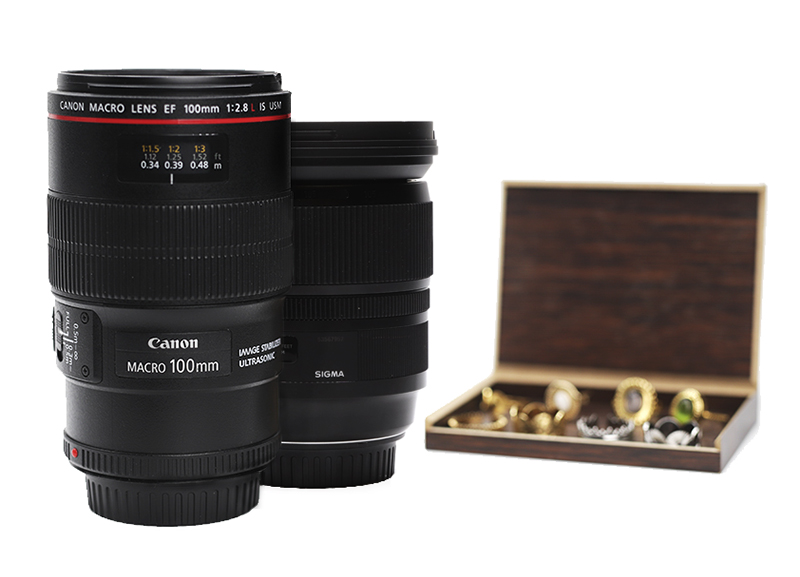 ejemplos de objetivos macro para su cámara Canon