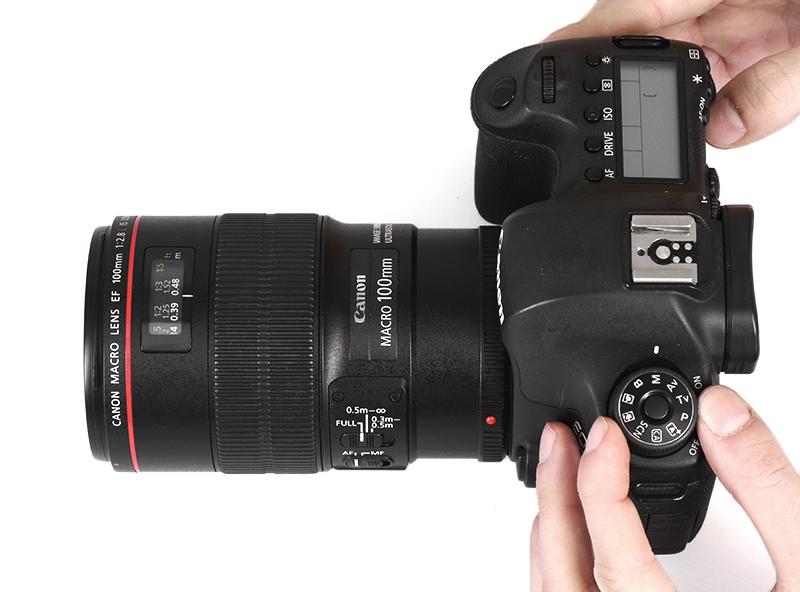qué ajustes de cámara usar para fotografiar joyas