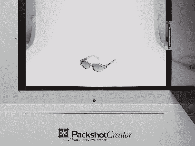 packshot compact studio fotografia de productos iluminacion